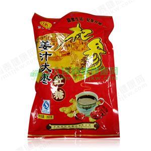 杞参姜汁大枣红糖