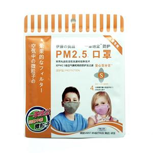 伊藤良品PM2.5日用抗菌防霾口罩