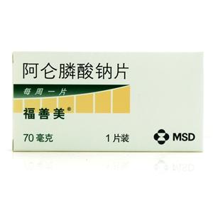 福善美(阿侖膦酸鈉片)