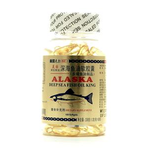美国深海鱼油