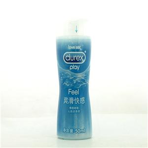 杜蕾斯爽滑快感情趣啫喱人體潤滑液