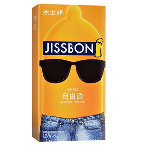 杰士邦天然膠乳橡膠避孕套
