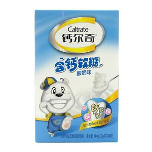 钙尔奇含钙软糖