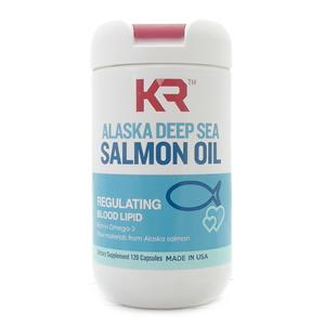 格林泰乐阿拉斯加深海鲑鱼油胶囊