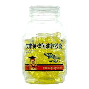 艾申特牌鱼油软胶囊