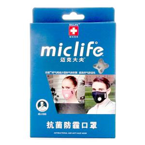 迈克大夫抗菌防霾口罩