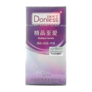 多樂士天然膠乳橡膠避孕套